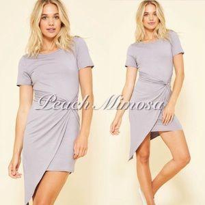 Dresses & Skirts - Last 3! Knot waist detail dress
